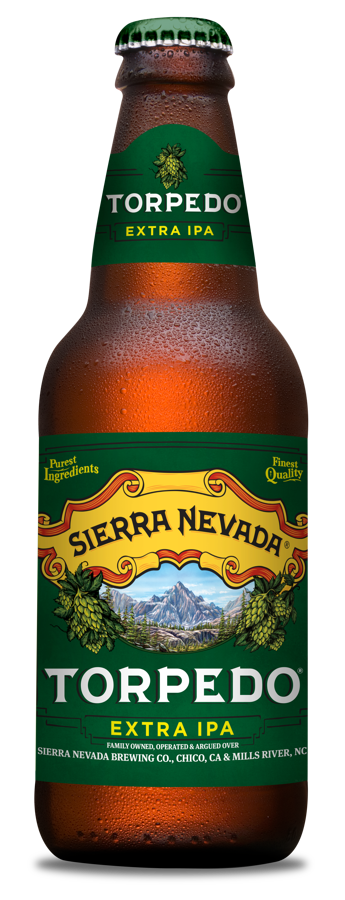 Sierra Nevada Torpedo Extra IPA 7.2% 0.355l, iepak. 24 gab