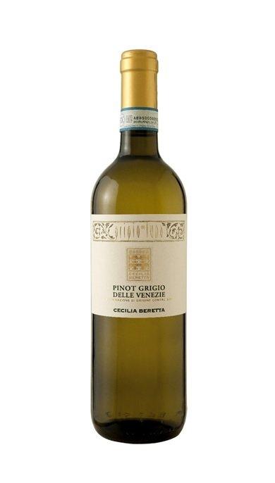 Cecilia Beretta Pinot Grigio Delle Venezie 12% 0.75l