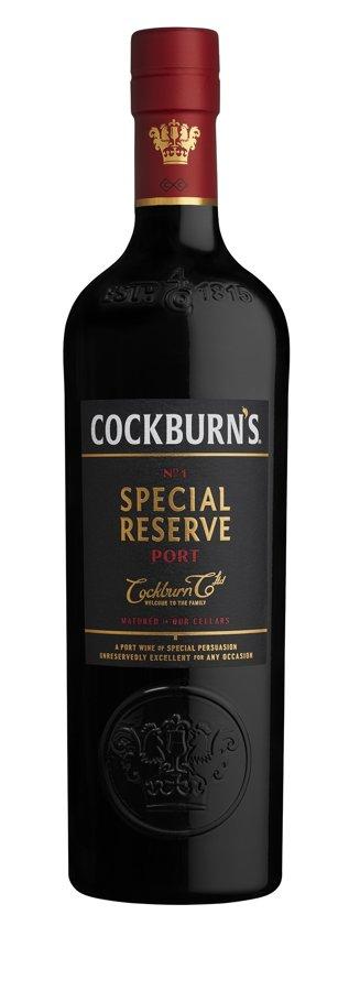 Cockburn's Special Reserve 19%, 0.75l