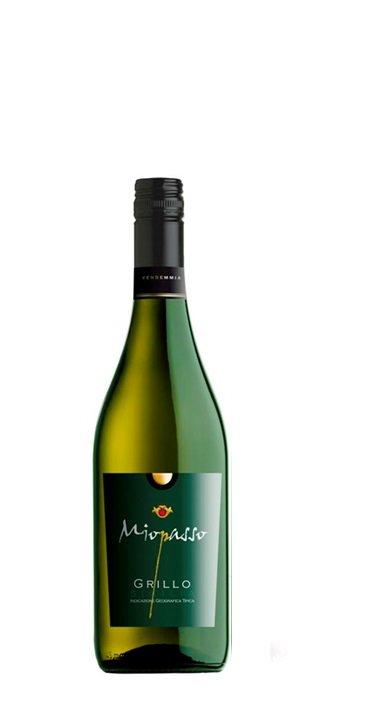 Miopasso Grillo Terre Siciliane 13% 0.75l