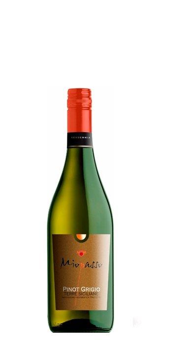 Miopasso Pinot Grigio Terre Siciliane 13% 0.75l