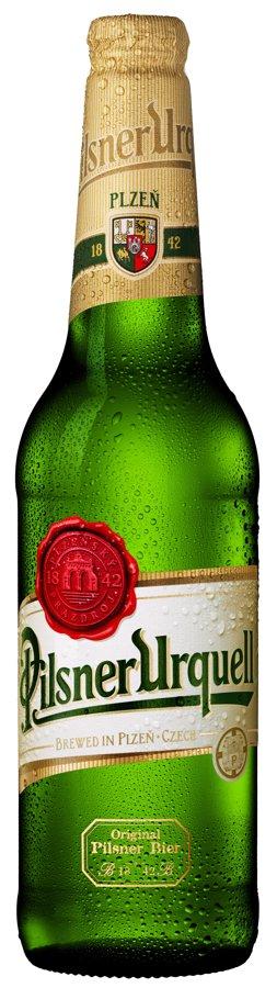 Pilsner Urquell Čehu alus 4.4% 0.5l, iepak. 15 gab