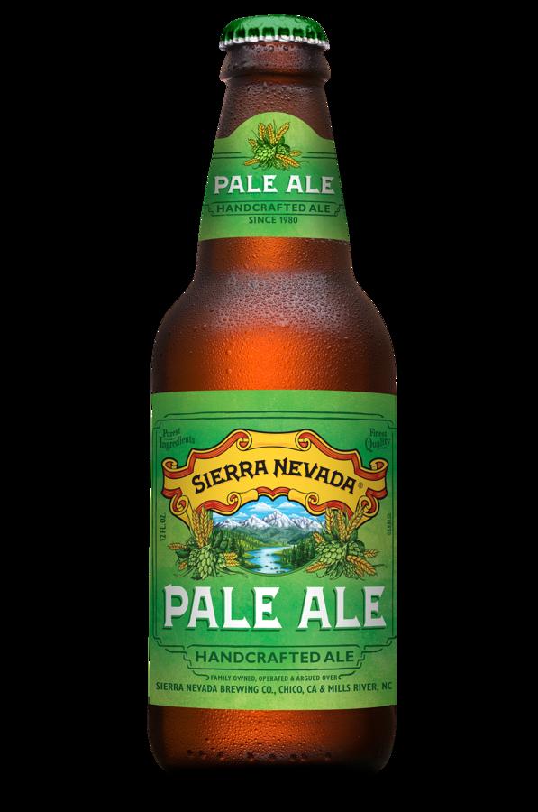 Sierra Nevada Pale Ale 5.2% 0.355l, iepak. 24 gab