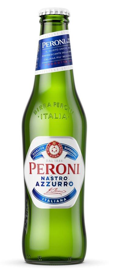 Peroni Nastro Azzurro 5.1% 0.33l Iepak. 24 gab