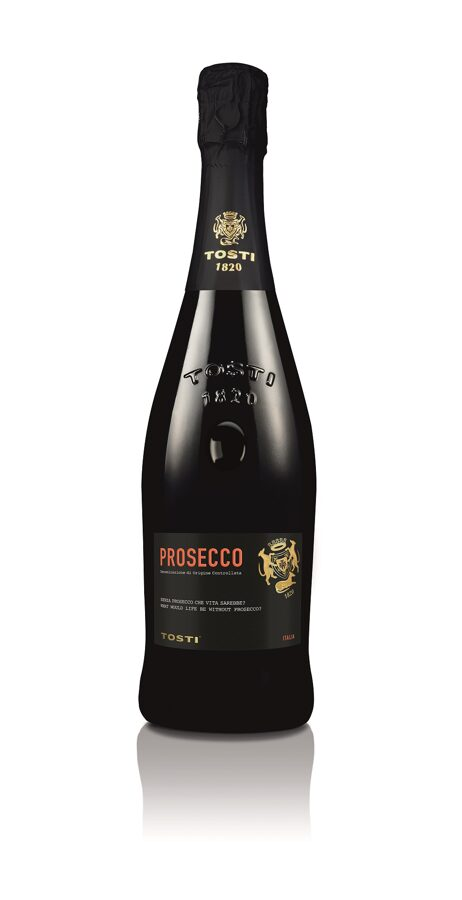 TOSTI Prosecco extra dry DOC  0.75L, 11%