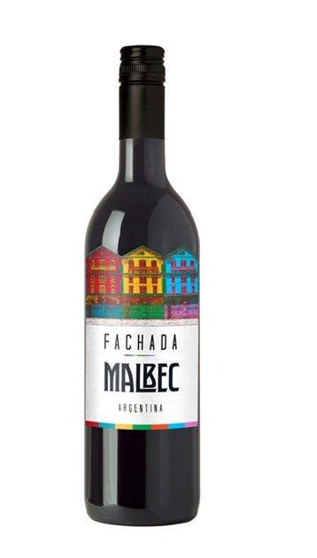 Fachada Malbec 13.5% 0.75l
