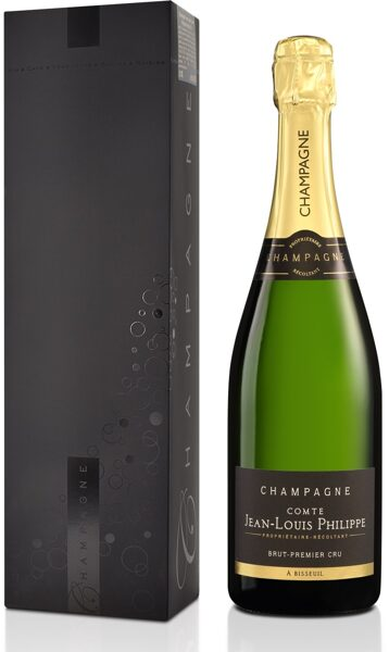 Šampanietis Jean Louis Philippe Premier Cru ar dāv. kasti