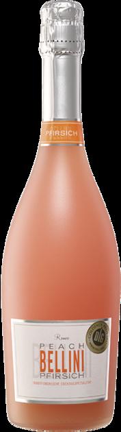 Romeo Bellini Peach Frizzante 5.9% 0.75l