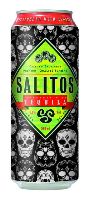 Salitos Tequila 6.9% 0.5l, iepak. 24 gab