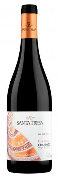 Santa Tresa BIO Frappato Sicilia IGP sarkanvīns 12.5% Itālija