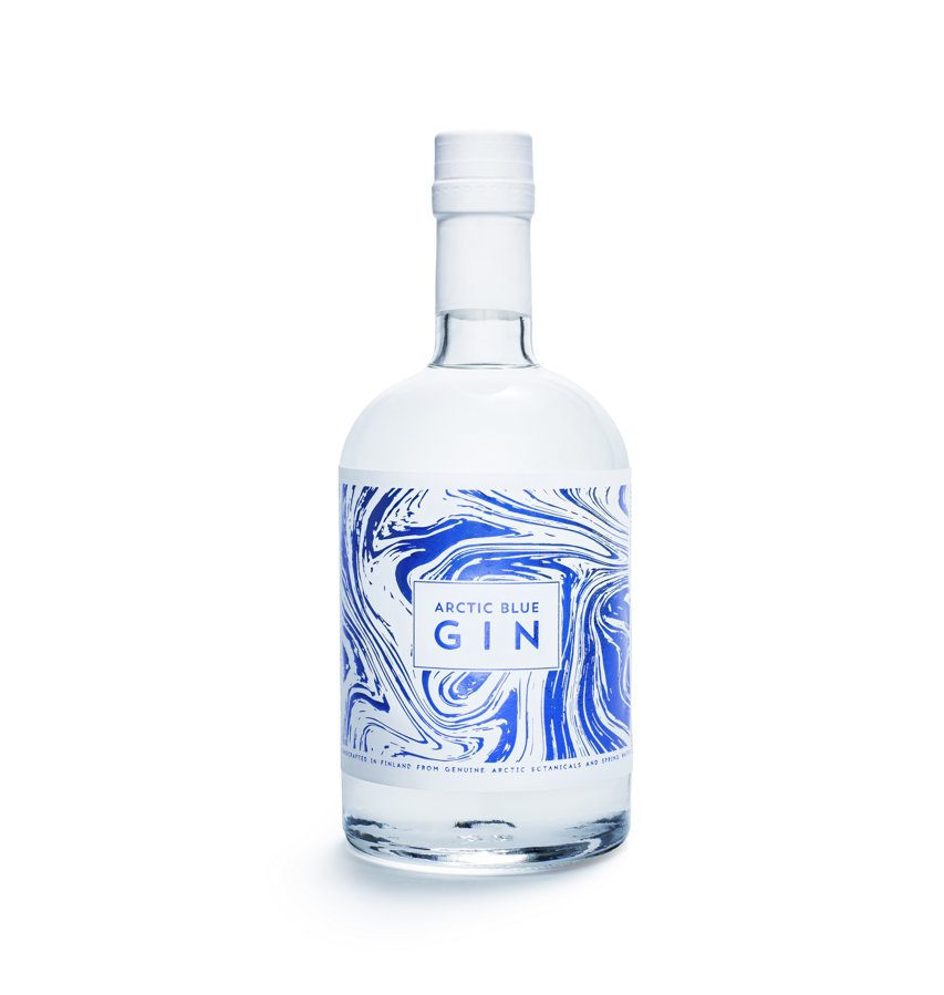 Gin Arctic Blue 46.2% 0.5l